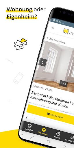meinestadt.de - Finde Immobilien, Autos und mehr  screenshots 1