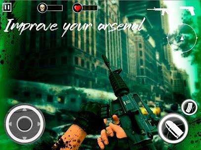 Z For Zombie Mod Apk: Freedom Hunters (God Mode/Dumb Enemy) 10