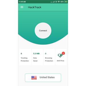 HackTrack - The Complete AntiHacking App 1.4