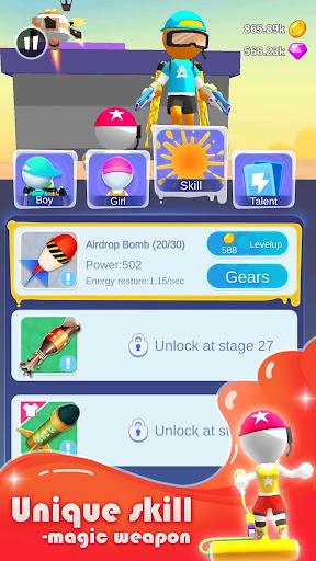 Paint Warrior 1.0.1 screenshots 5