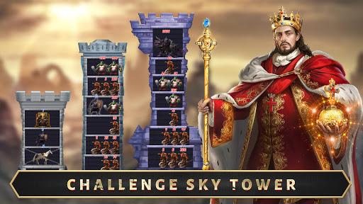 Download Evony: The King's Return mod apk 1