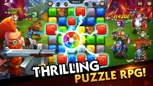 Legends of Gems: Puzzles & Match 3  screenshots 1