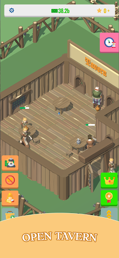 Idle Medieval Village: 3d Tycoon Game  screenshots 7