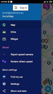 Speed Cameras Radar NAVIGATOR 4