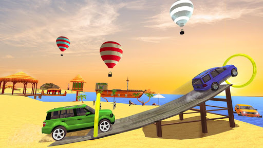 Cars Drifting Adventure: Prado Car Stunt Games 1.14 screenshots 8