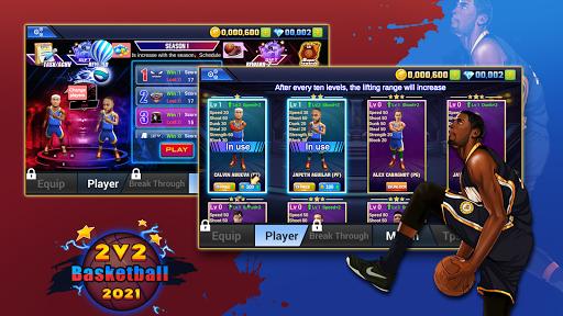 2 VS 2 Basketball 2021  screenshots 3