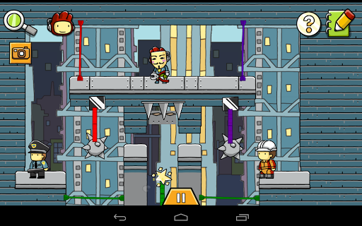 Scribblenauts Remix  screenshots 20