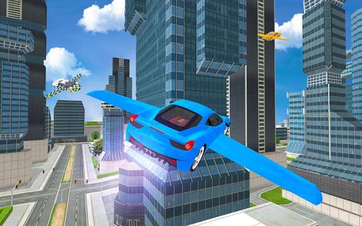 Drive Real Flying Car Simulator Apk  screenshots 2