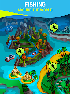 Grand Fishing Game Mod Apk (Unlimited Gold/Pearls) Download 7