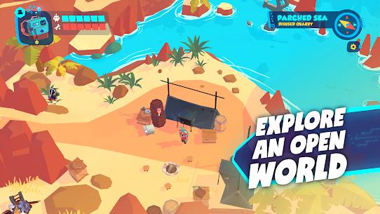 Botworld Adventure APK MOD HACK (Dinero Ilimitado) 4