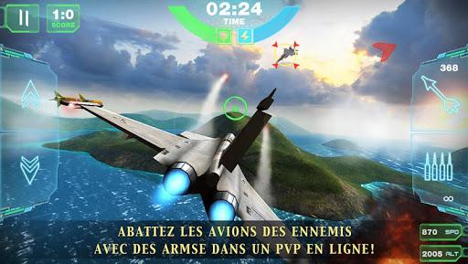 Télécharger Air Combat Online APK MOD (Astuce) screenshots 1