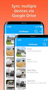 StuffKeeper: Organizer of personal things