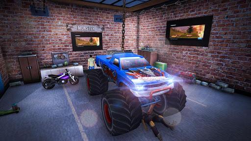 Offroad Monster Hill Truck 1.19 screenshots 2