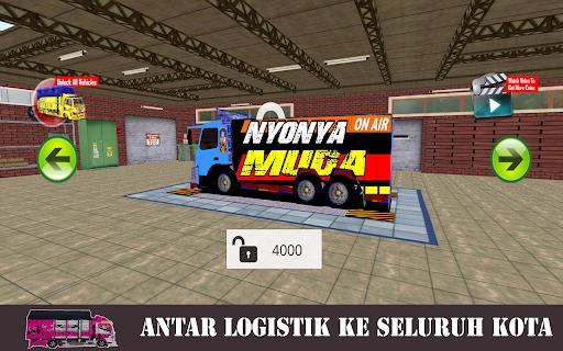 Truck Canter Simulator Indonesia 2021 - Anti Gosip 1.3 screenshots 4