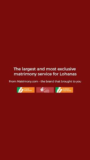 lohana matrimony - most trusted vivah & shaadi app screenshot 1