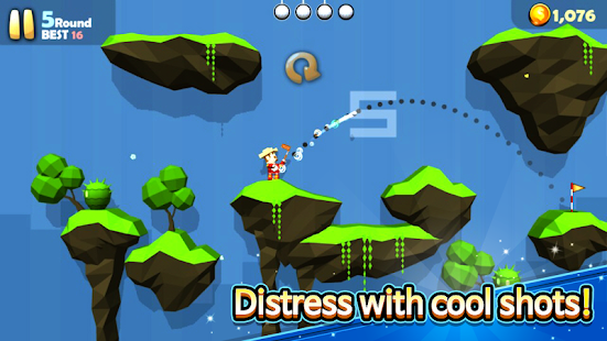 Golf Hero 3D Screenshot