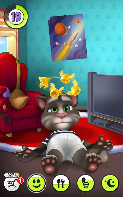 My Talking Tom  poster 5