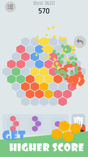 Hex Puzzle - Super fun apkmr screenshots 14