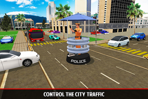 Police City Traffic Warden Duty 2019 android2mod screenshots 7