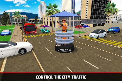 Police City Traffic Warden Duty 2019 modavailable screenshots 7