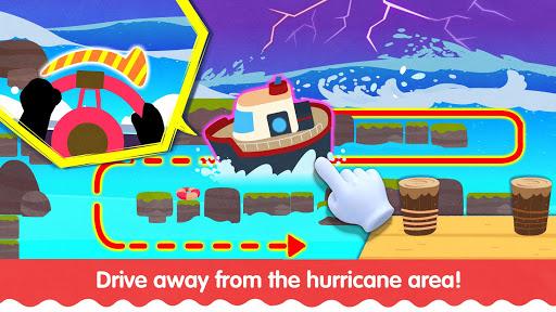 Little Panda's Weather: Hurricane screenshots 3