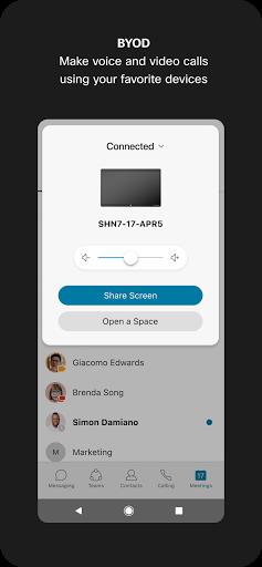 Cisco Webex Teams App Store