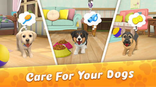Dog Town: Pet Shop Game, Care & Play with Dog screenshots 15