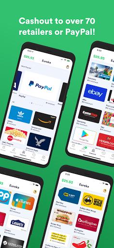 Eureka: Earn money, free $1 for your first survey!  Screenshots 3