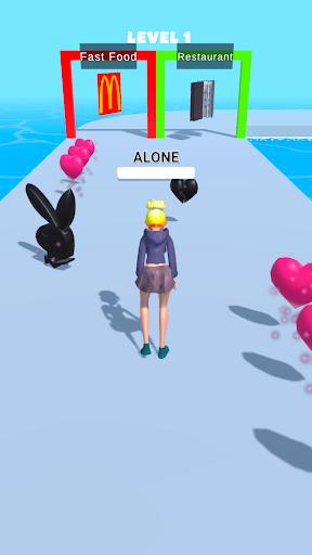 Couple Run 3D  screenshots 1