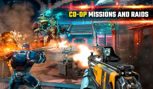 SHADOWGUN LEGENDS - FPS and PvP Multiplayer games 1.1.1 Screenshots 14