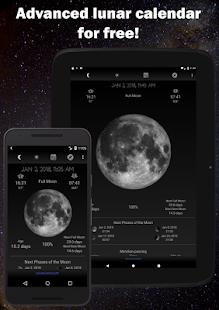 Moon Phase Calendar 1.46 APK screenshots 7