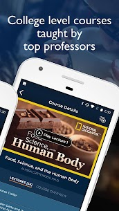 The Great Courses Plus – Online Learning Videos (MOD, Premium) v5.3.6 2