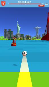 Soccer Kick MOD (Unlimited Money) 5