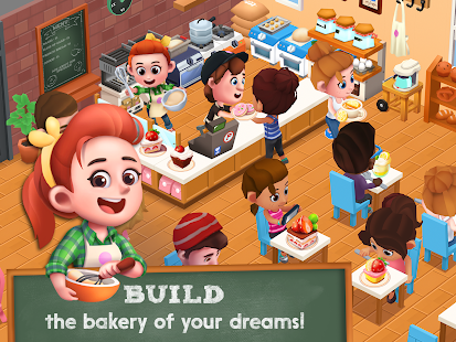 Bakery Story 2 Screenshot