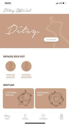 Ditsy