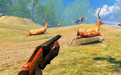 Wild Animals Hunting Games 3D  screenshots 4