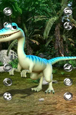 Talking Compsognathus Dinosaur screenshots 1