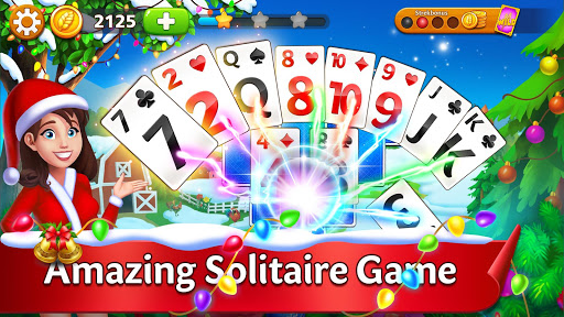 Solitaire Garden - TriPeaks Story 1.8.1 screenshots 1