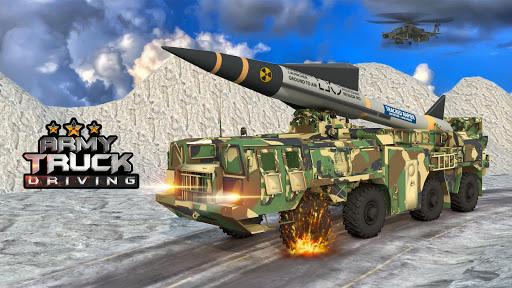 Army Truck Driving Simulator: New Offline Games 3D 2.38 screenshots 1