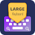 Large Keyboard For Android And Big Button Keypad