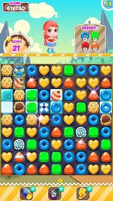 キャンディスウィートポップ:ケーキスワップマッチのおすすめ画像3