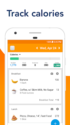 Calorie Counter by Lose It! for Diet & Weight Loss 12.6.401 screenshots 1