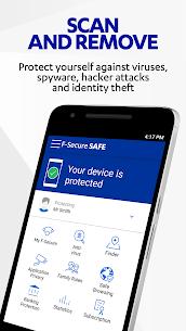 F-Secure Mobile Security v17.9.0015015 MOD APK 1