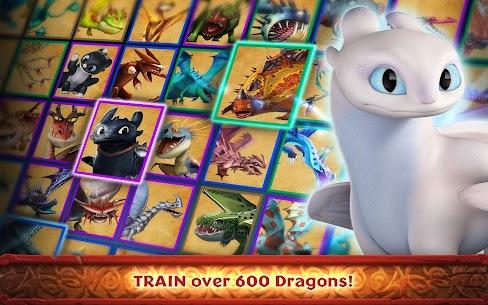 لعبة Dragons Rise of Berk مهكرة Mod 2