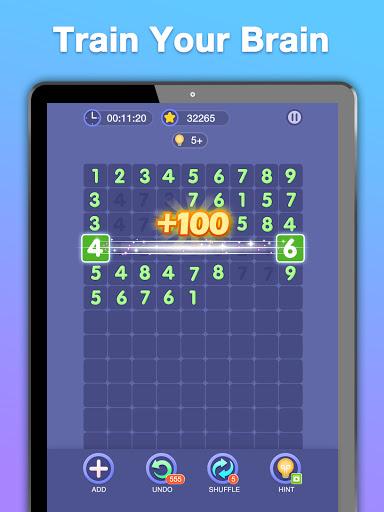 Match Ten - Number Puzzle  screenshots 11