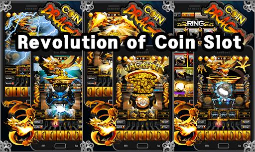 Coin Dragon : Evolution of Slots!  screenshots 1