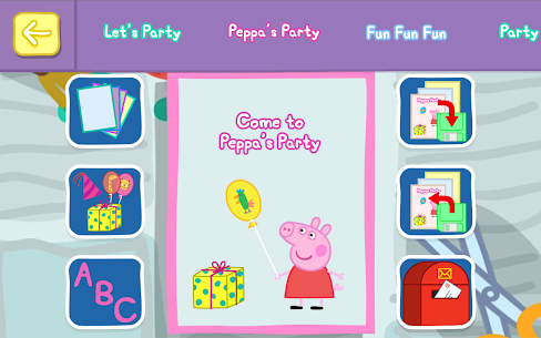 Peppa Pig: Party Time For Pc- Download And Install  (Windows 7, 8, 10 And Mac) 2