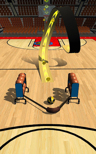 Slingshot Basketball! modavailable screenshots 9