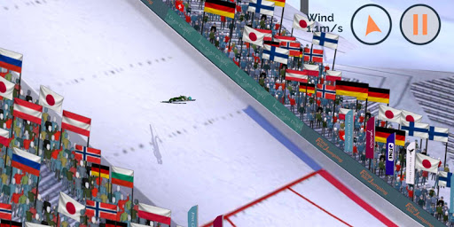 Fine Ski Jumping 0.5.6a screenshots 5