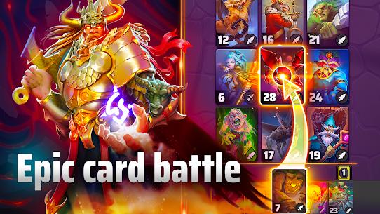 Black Deck Mod Apk- Card Battle ССG Game (Auto Win) 5